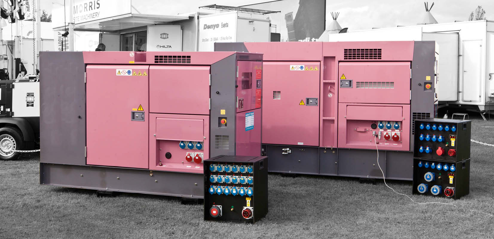 Robust and Reliable Generators
