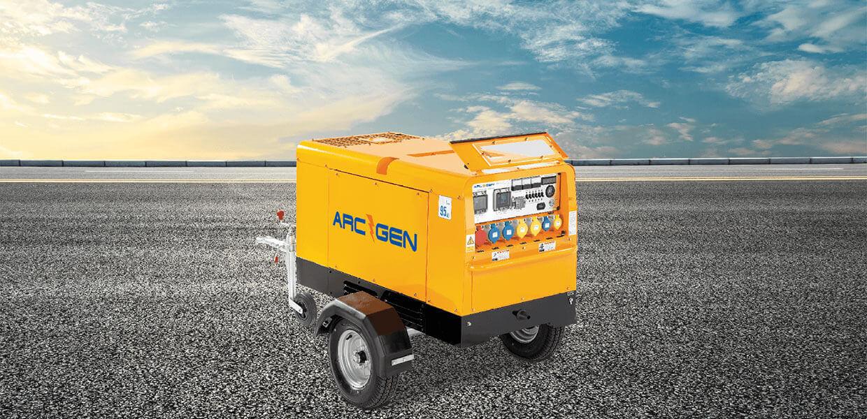 ArcGen 15MVK Generator