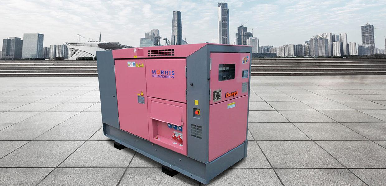 Denyo Eventa  60VKVA Diesel Generator