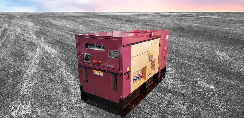 Denyo Renta 30 KVA Diesel Generator