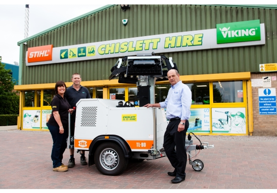 Six sales secured to Spalding-based Chislett Hire
