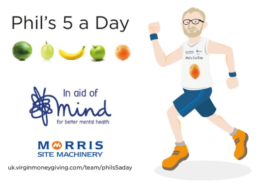 Phil's 5-A-DAY Challenge