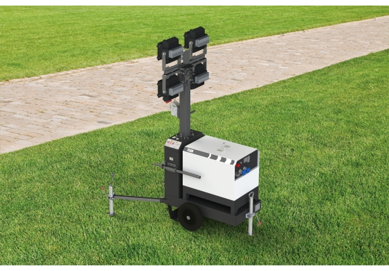Compact, portable, powerful - Introducing the TL60 Trolley Light