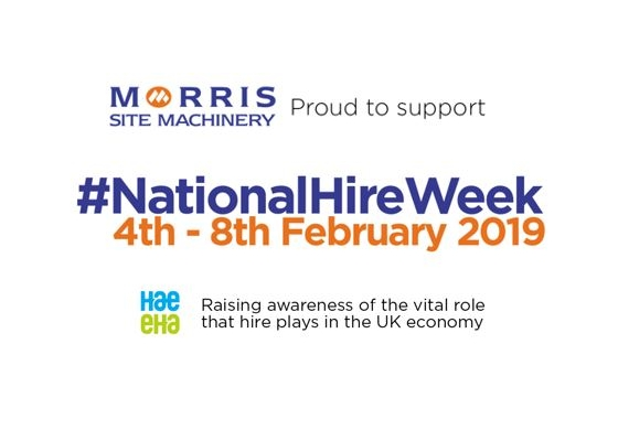 We're supporting National Hire Week