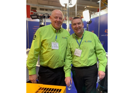 Scotland Growing Territory for leading Site Machinery Business
