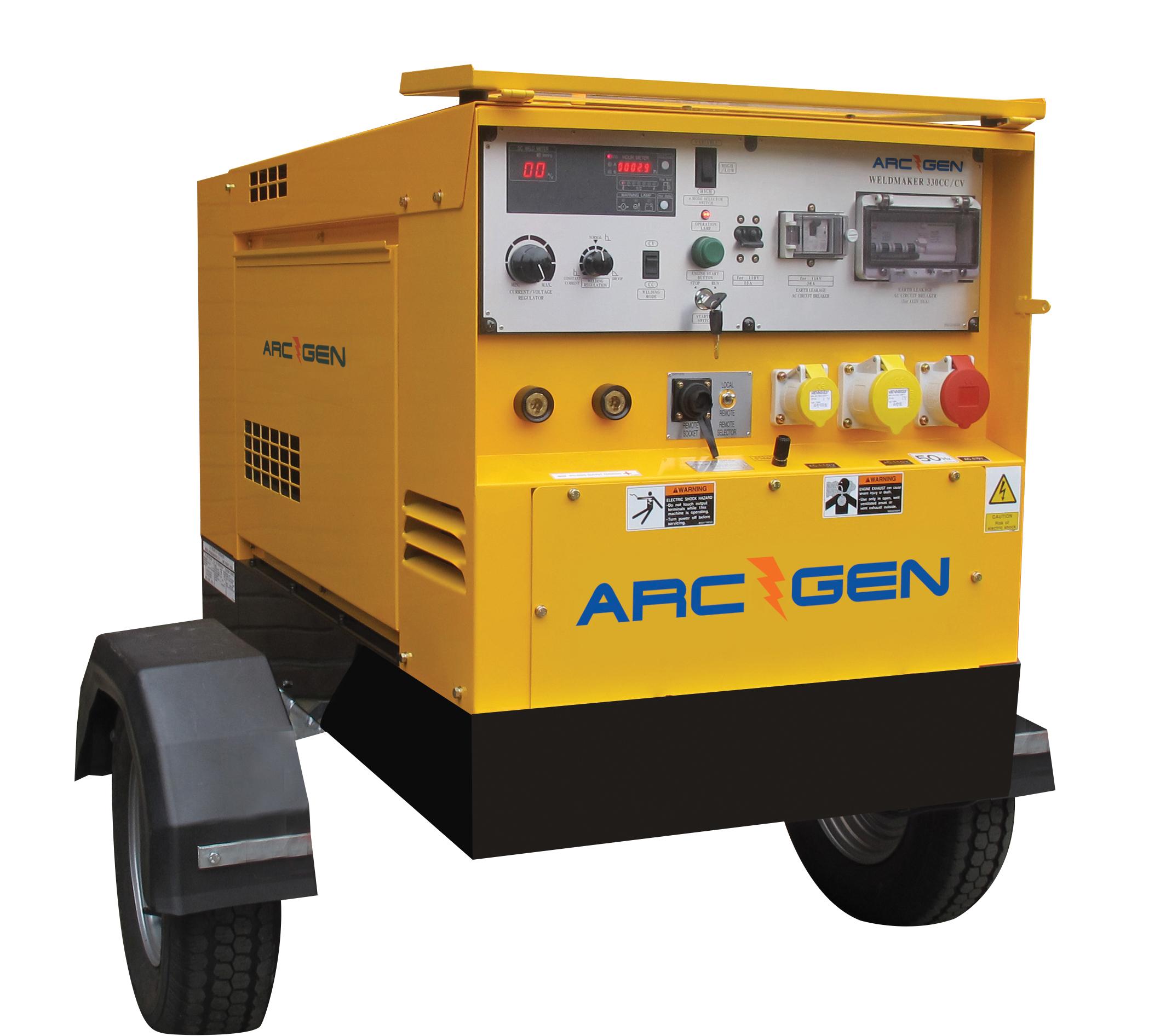 ArcGen 330CC/CV Weldmaker