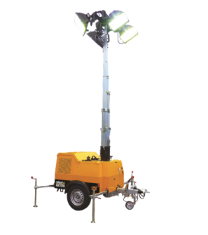 SMC TL90 MM-9M Mine & Metro Lighting Tower