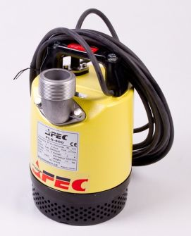230V ALUMINIUM SUBMERSIBLE PUMP