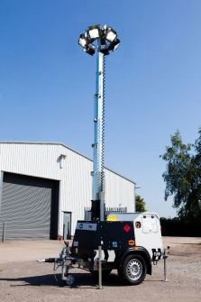 SMC TL90 Six head LED Lighting Tower