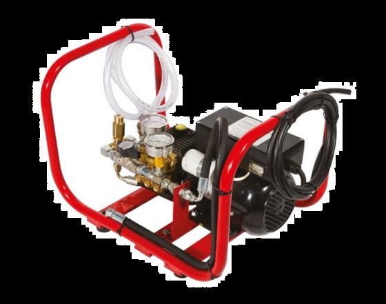 Hilta Pressure Tester 1500E Frame
