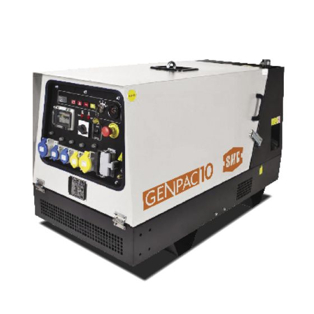 MSM Genpac 10 Generator