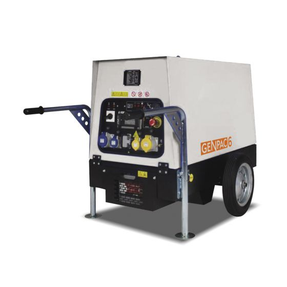MSM Genpac 6 Generator