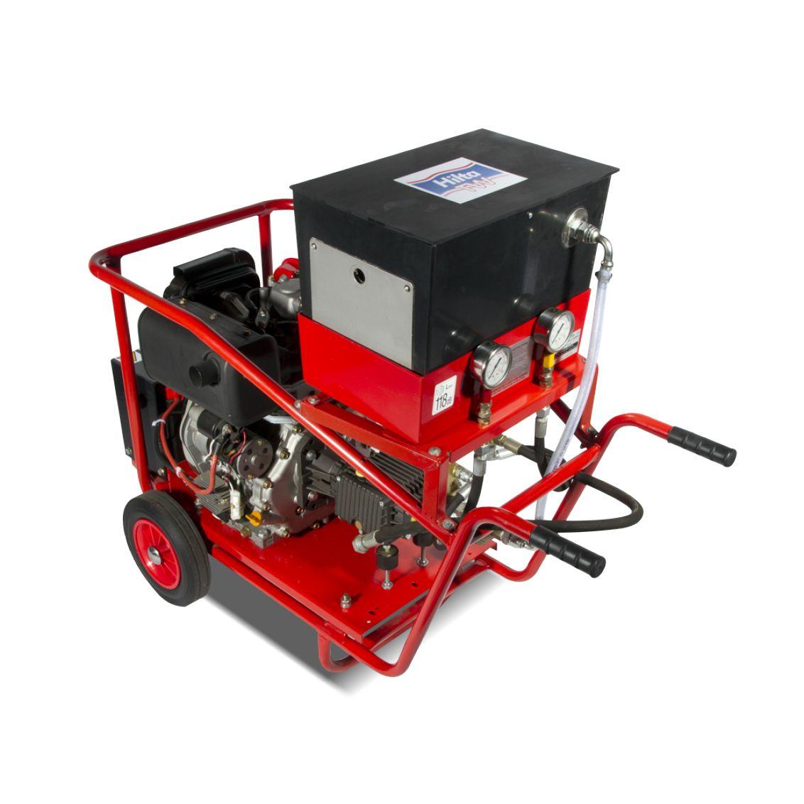Hilta Pressure Tester 2500D