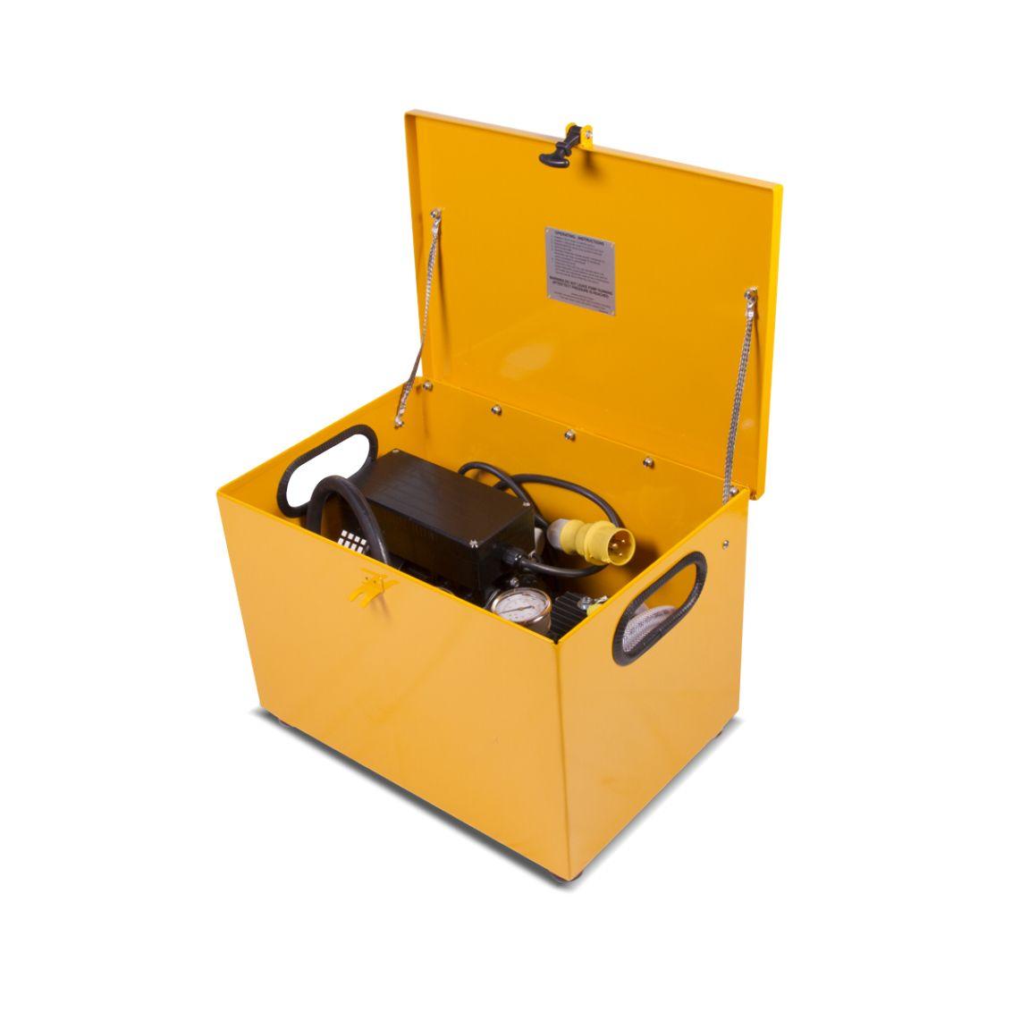 Hilta Pressure Tester 1500E Boxed